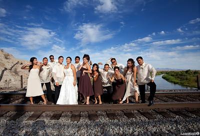 Lizamae + Peter | Wedding