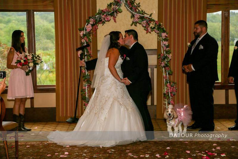 Sarah & Gary Deak Wedding Ceremony