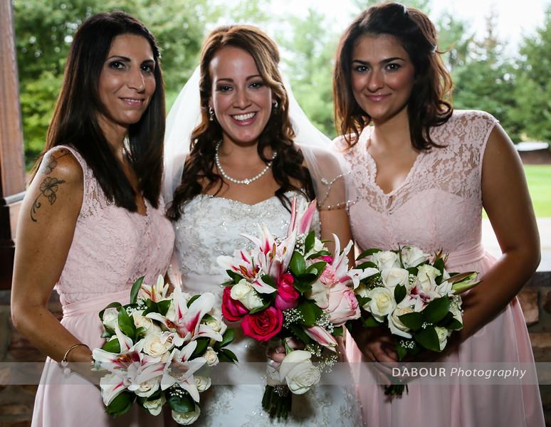 Sarah & Gary Deak Wedding Formal Photos