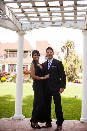 Loan Tran & Brian Call Wedding 5/31/15