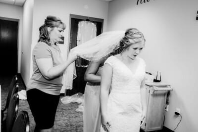 00154-©ADHPhotography2019--Zeiler--Wedding--August10bw