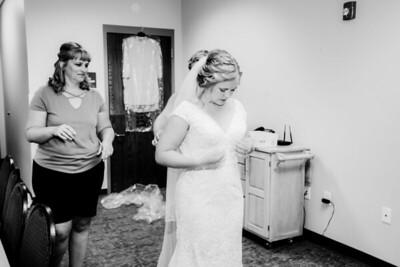 00149-©ADHPhotography2019--Zeiler--Wedding--August10bw