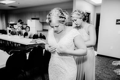 00158-©ADHPhotography2019--Zeiler--Wedding--August10bw