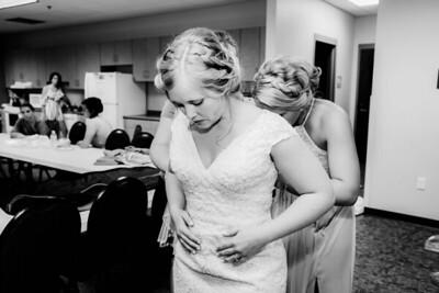 00156-©ADHPhotography2019--Zeiler--Wedding--August10bw