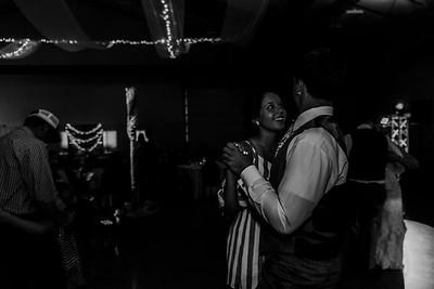 04261-©ADHPhotography2019--Zeiler--Wedding--August10bw