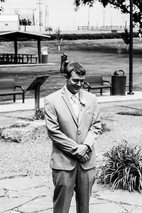 00228-©ADHPhotography2019--Zeiler--Wedding--August10bw