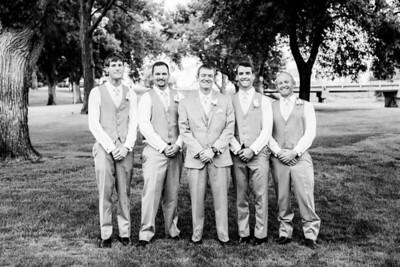 01416-©ADHPhotography2019--Zeiler--Wedding--August10bw