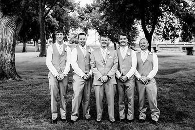 01420-©ADHPhotography2019--Zeiler--Wedding--August10bw