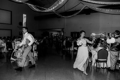 03767-©ADHPhotography2019--Zeiler--Wedding--August10bw