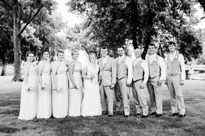 01727-©ADHPhotography2019--Zeiler--Wedding--August10bw