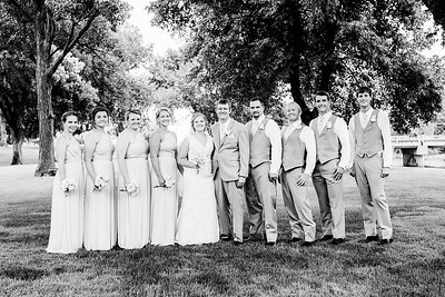 01732-©ADHPhotography2019--Zeiler--Wedding--August10bw