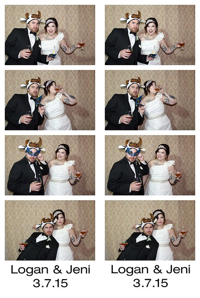 Logan and Jeni's Wedding