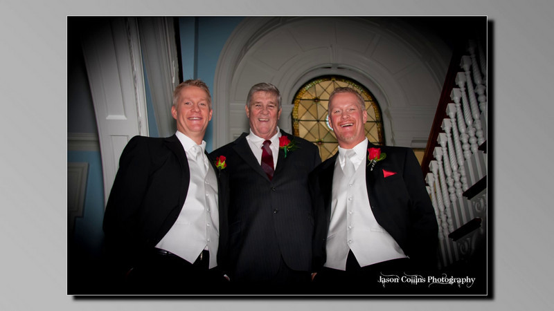 Slideshow of Mike & Theresia Logan Wedding