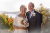 Lois and Frank, Community Congregational Church, Tiburon :