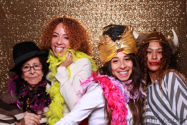 Loly's Bridal Shower Photo booth