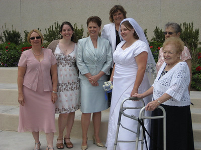 Lori's Wedding