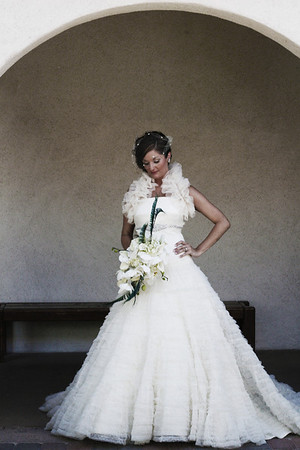 Mindy truly has her own style, and her wedding was full of character. Classic beauty.