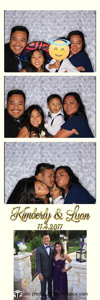 Kimberly & Luan Wedding - November 4, 2017