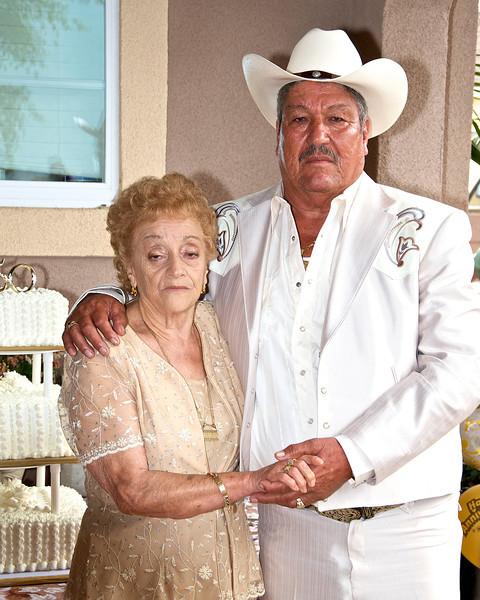Lucilo Y Maria 50 Anniversario