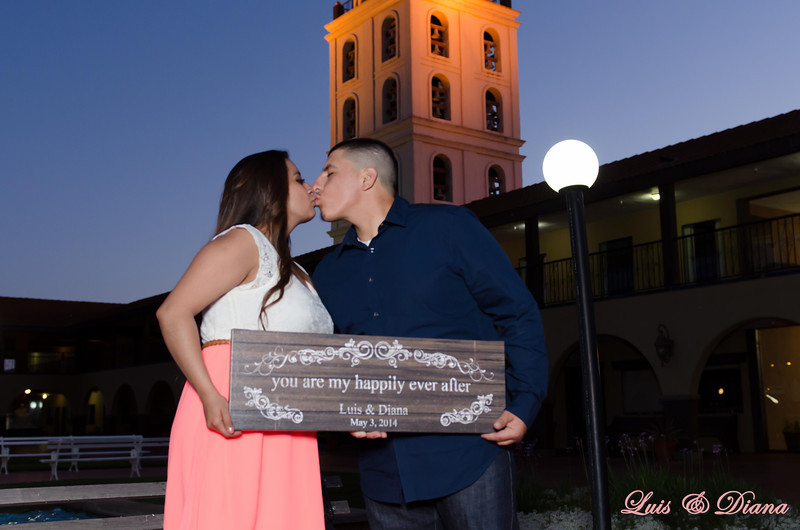 Luis & Diana Engagement Photos