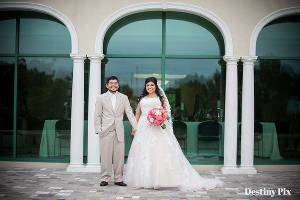Luis and Diane's Wedding Pix