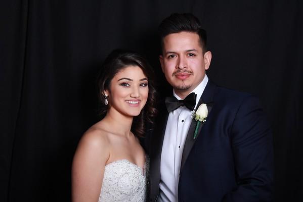 Luis and Jennifer