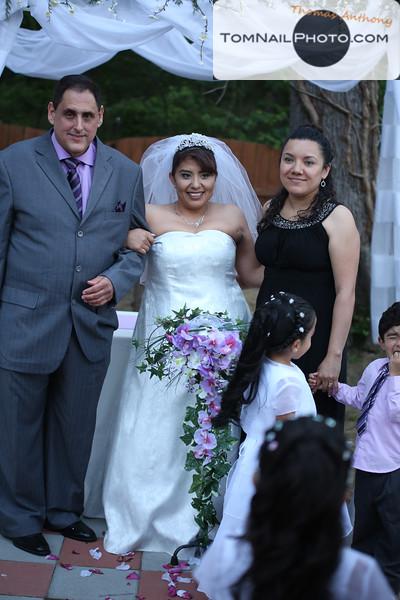 Luis and Sharon wedding