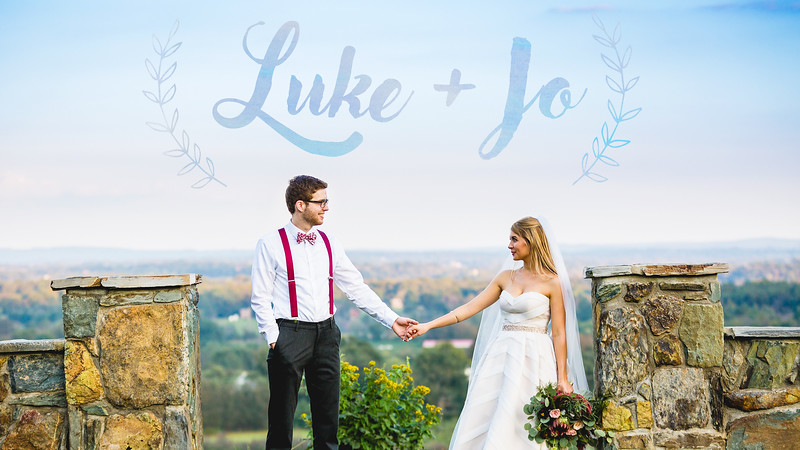 Luke + Jo Wedding Highlight