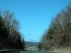 Thursday Morning, Western Massachusetts, the first blue sky in 4 days!