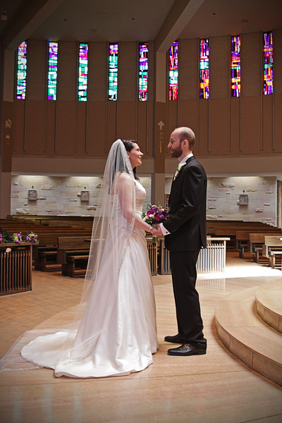 Jeff + Vanessa :: married!