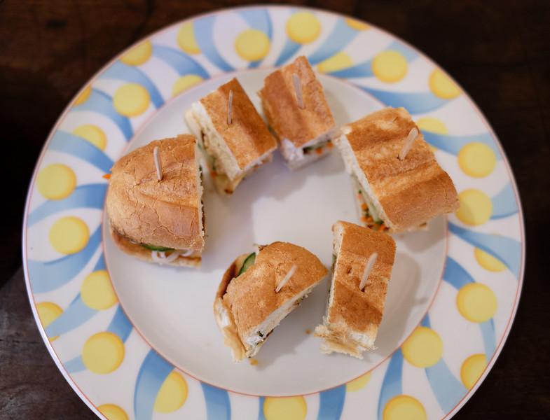 Ly & Casey - Wedding Menu Tasting