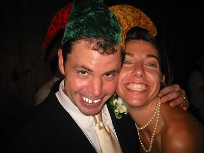 Lydia & John's Wedding, Bodega Bay, October 9, 2004