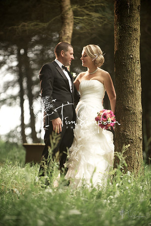Lyndsey and Andy. Saddleworth Hotel.