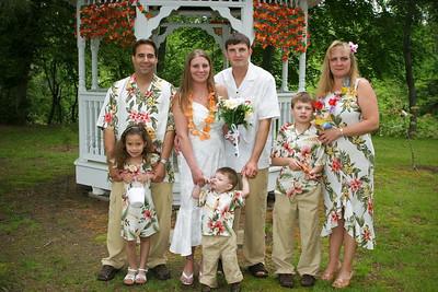Lynn Carl Wedding Wye Island MD