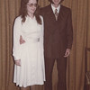 October 18, 1975 - Lynn (age 17) & Dave (age 21)
