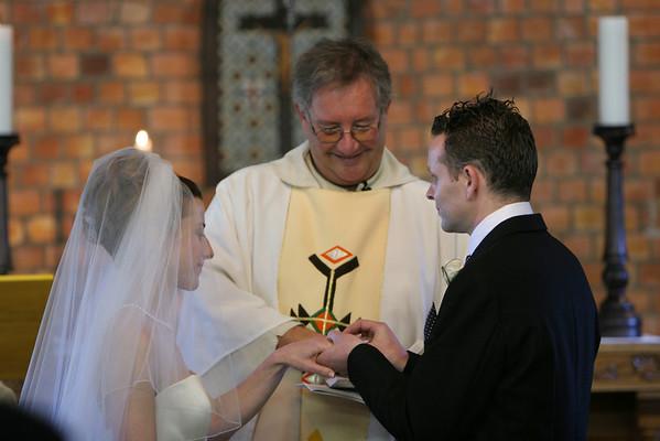 Lyons and Nicci's Wedding (2008)