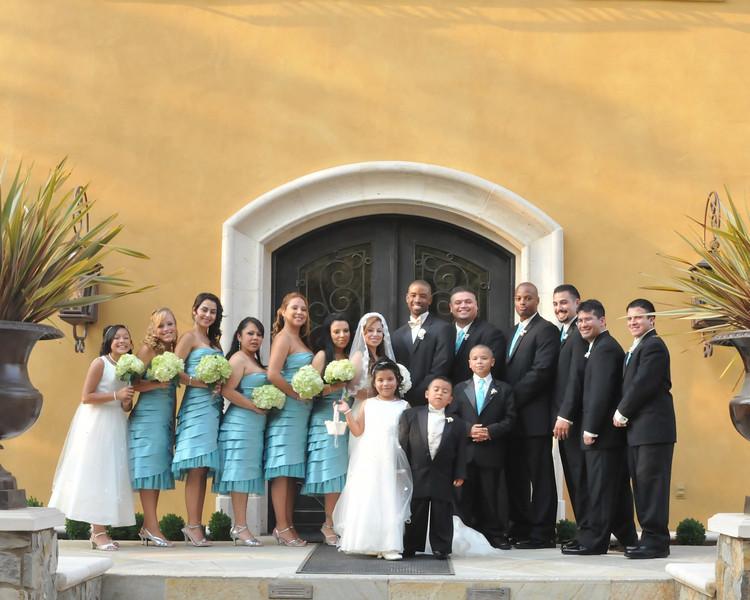 2008 07 12 0907 bridal party