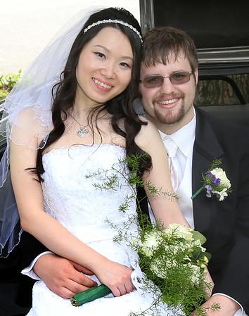 MATT AND XUERU'S WEDDING - JUNE 21, 2014