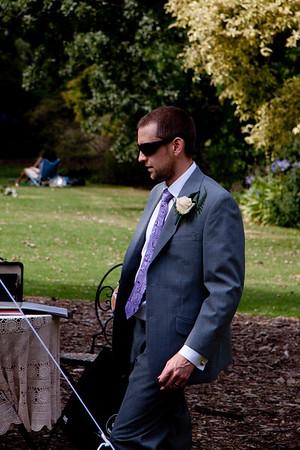 Mark and Meg's Wedding