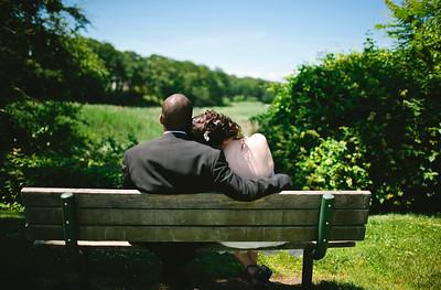 MELISSA + DESHAWN | MARRIED | 6.16.2012