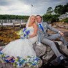 MIKE AND HILLARY WEDDING BOOTHBAY HARBOR MAINE :