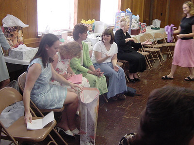 Church Bridal Shower