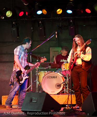 Brian Spencer Trio