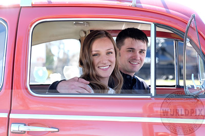 cruising in the VW Bug Boise Idaho photographers photographer