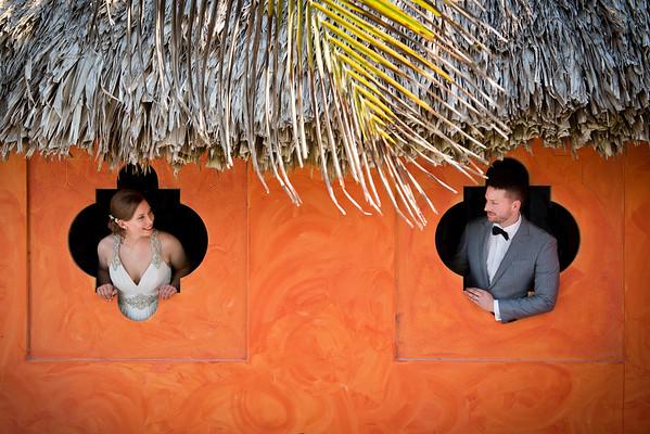 Madeline & Nicholas - Wedding - Belize - 21st of April 2016