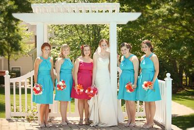 Madsen-Noring Wedding