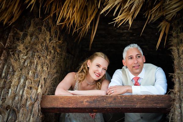Magda & Barry - Wedding - Belize - 24th of September 2016