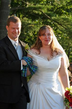 Maggie & Colin 09/20/2008