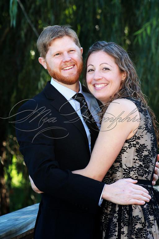 Mahlios-Underwood Wedding
