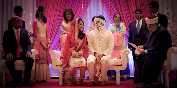 Majumder-Malek Wedding